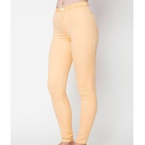 American apparel Easy Jean in Melon Peach